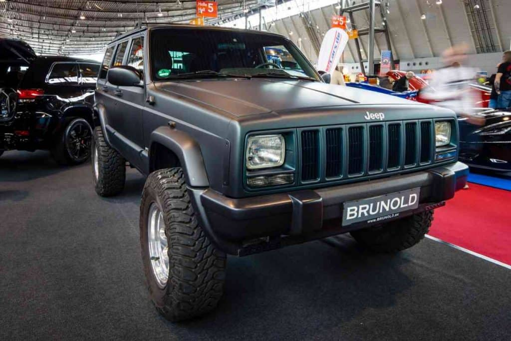 Why Are Jeep Cherokees So Cheap?