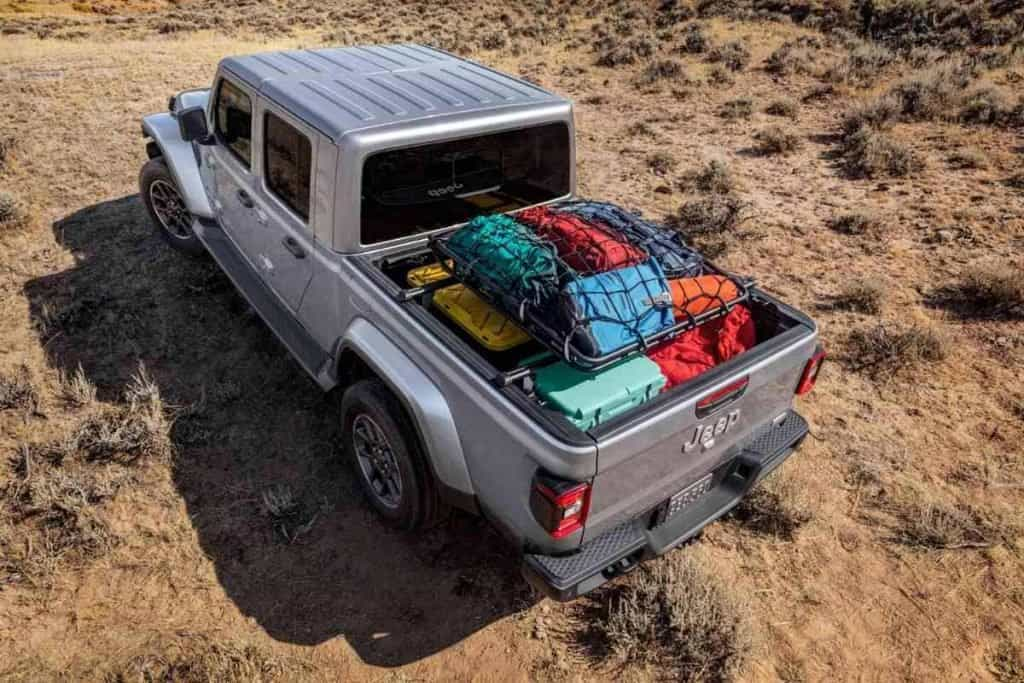 Jeep Gladiator Sport vs. Sport S Trims | Jeep Pickup Truck Comparison