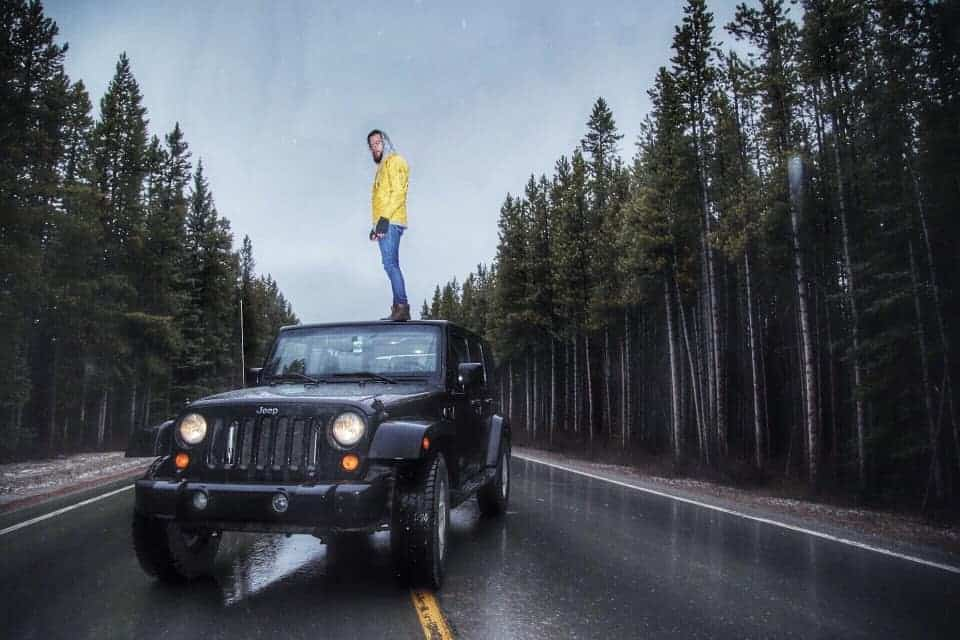 Can Jeep Wranglers Get Wet Inside?