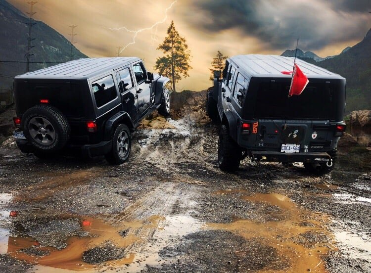How Much Do Jeep Hard Tops Weigh?