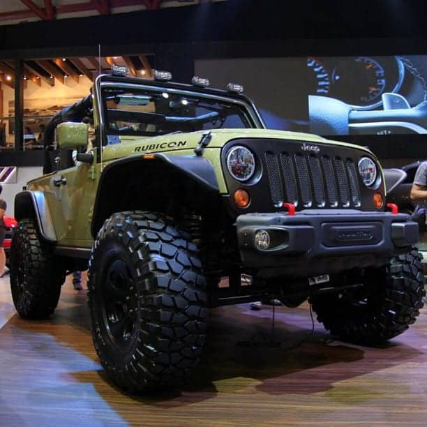 Why do Jeep Wranglers get Bad MPG? #JEEP #wrangler