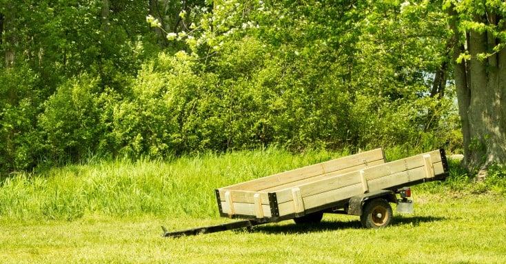 Can a Jeep Wrangler tow a utility trailer?