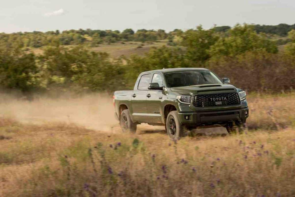 Does the Toyota Tundra Have a Locking Differential?