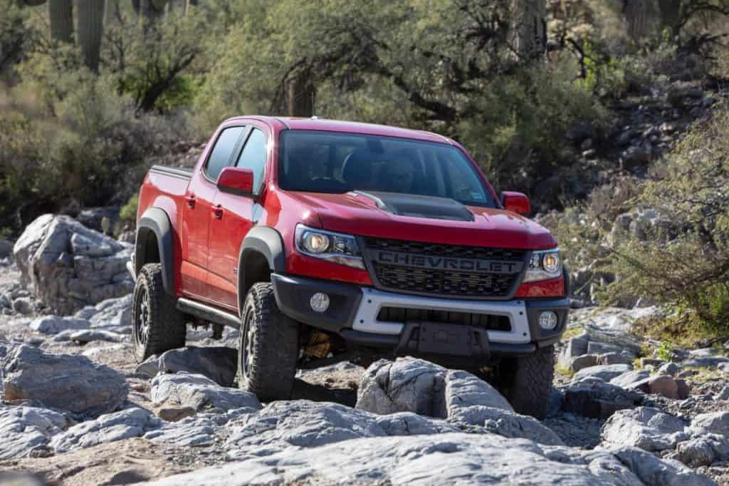 Can A Chevy Colorado Pull A Camper?