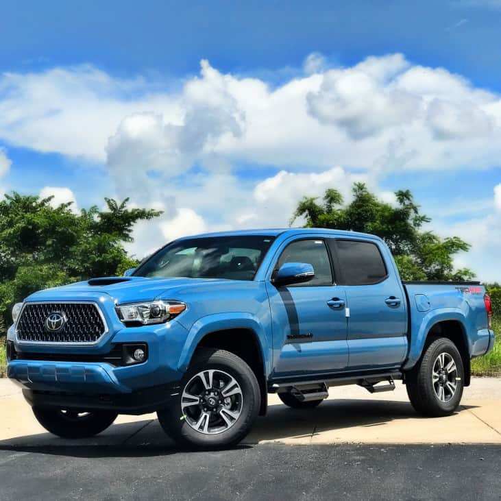How Much Does It Cost to Lift a Toyota Tacoma Truck?