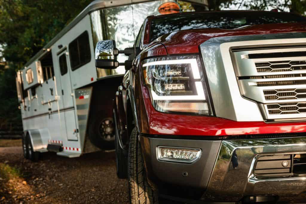 Can a Nissan Titan XD Tow a 5th Wheel?