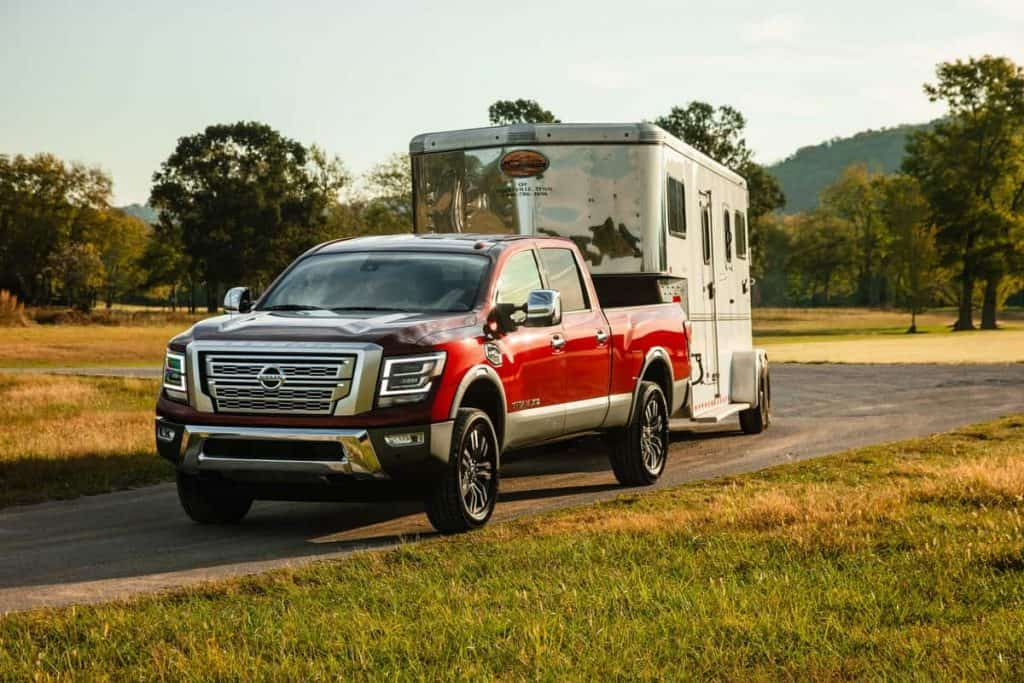 Can a Nissan Titan XD Tow a 5th Wheel?
