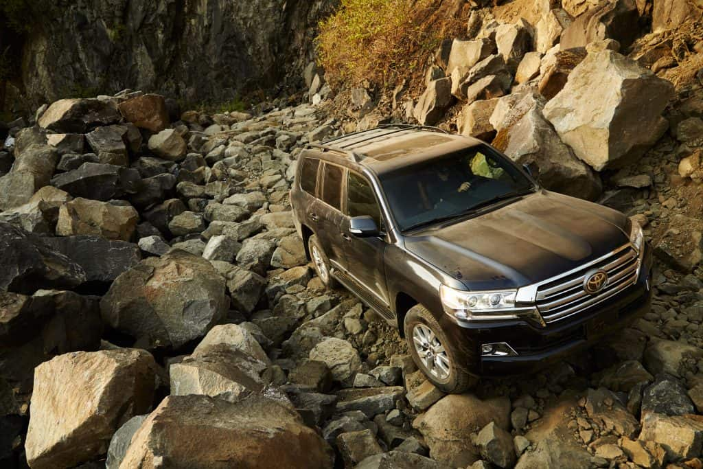 Why Are Toyota Land Cruisers So Reliable? 200 Series Land Cruiser