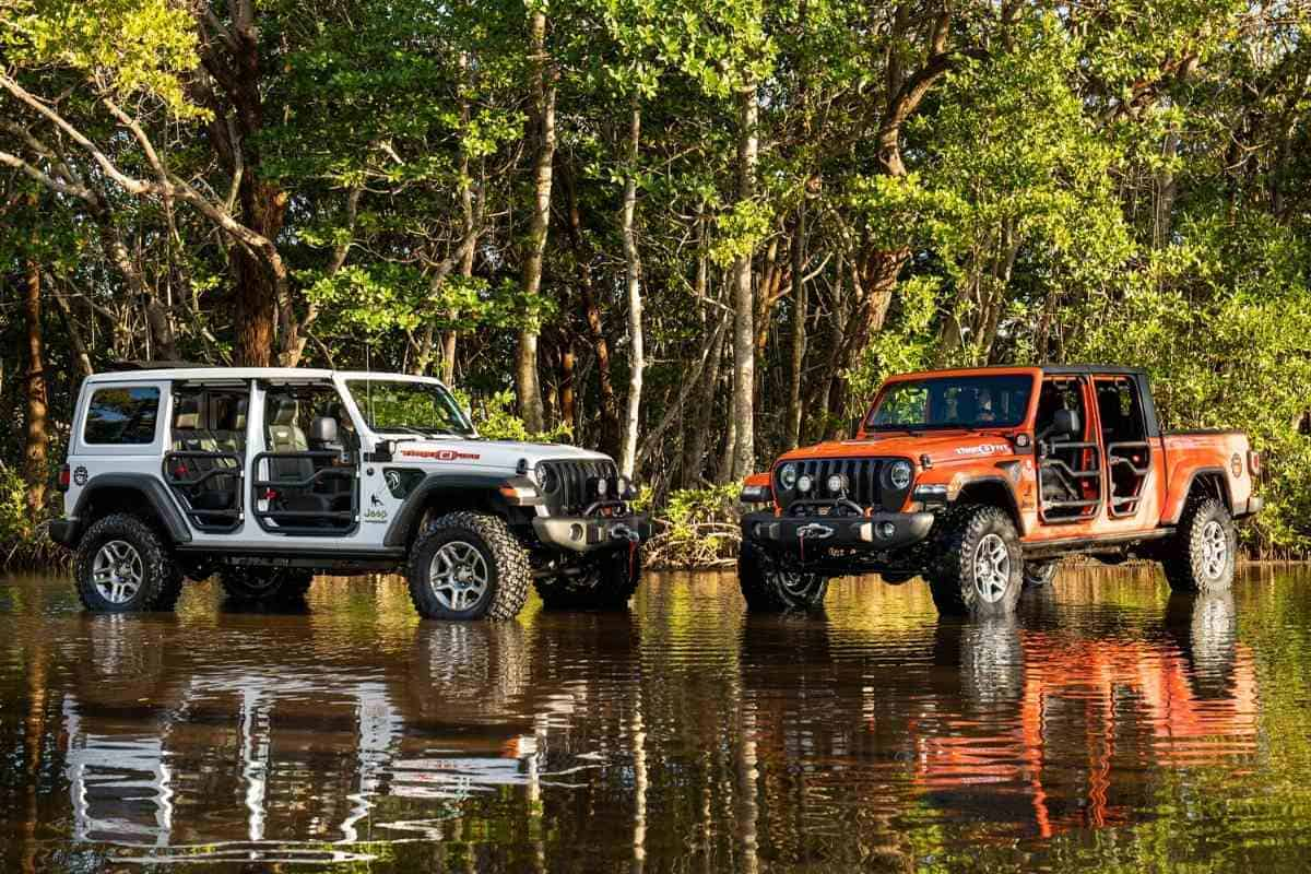 Are Jeep Speakers Waterproof?