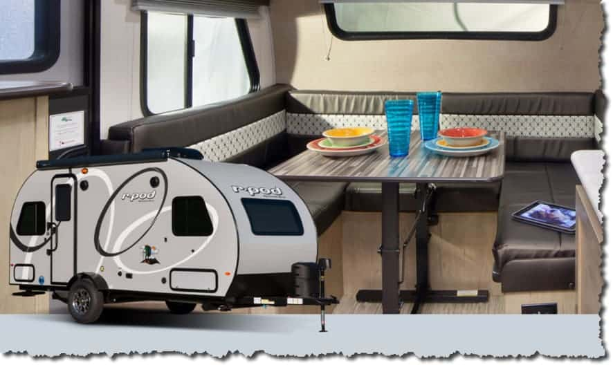 Can A Toyota Tacoma Pull A Travel Trailer? 8 Amazing Travel Trailer Campers you can tow with a toyota tacoma