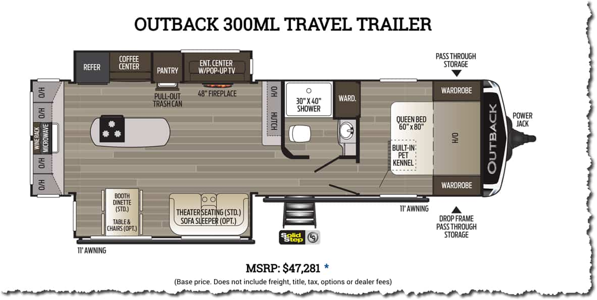 What Size Truck Do You Need to Pull a 30 Ft Travel Trailer? What Is the Average Weight of a 30 Foot Travel Trailer? #camper #rv #towing