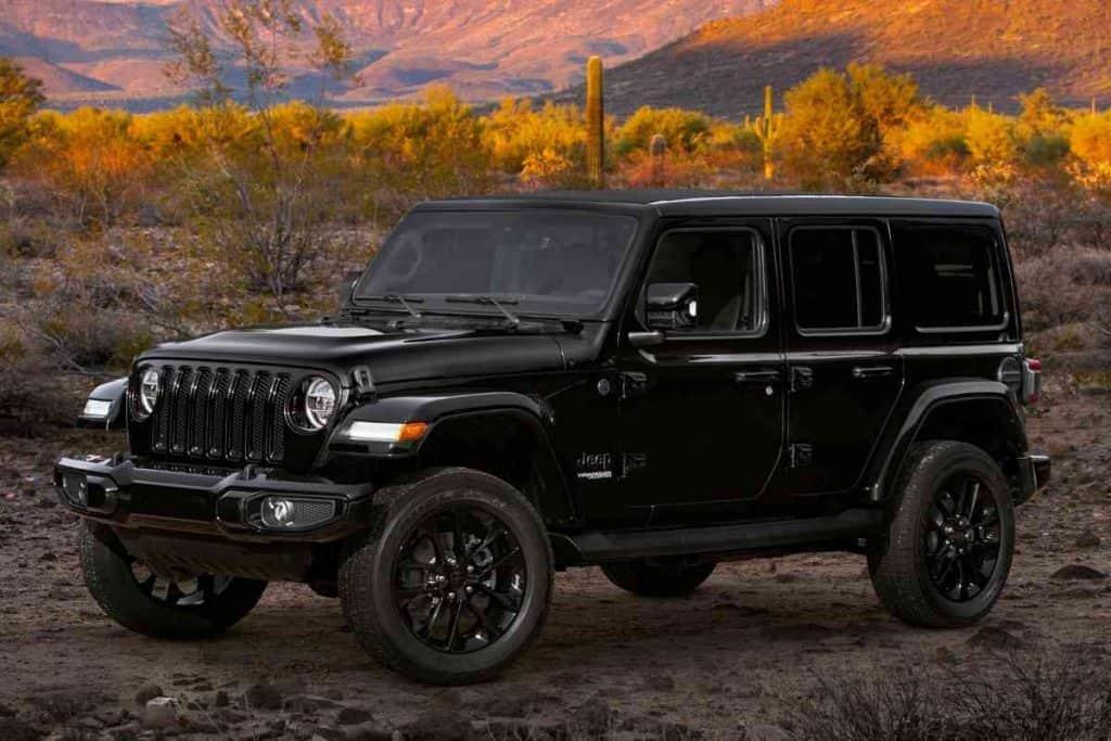 Names For Black Jeeps: Over 35 Inspiring Idea #blackjeep #Wrangler