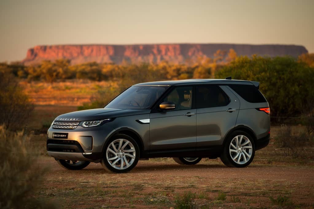 How Deep Can a Land Rover Discovery Go in Water?