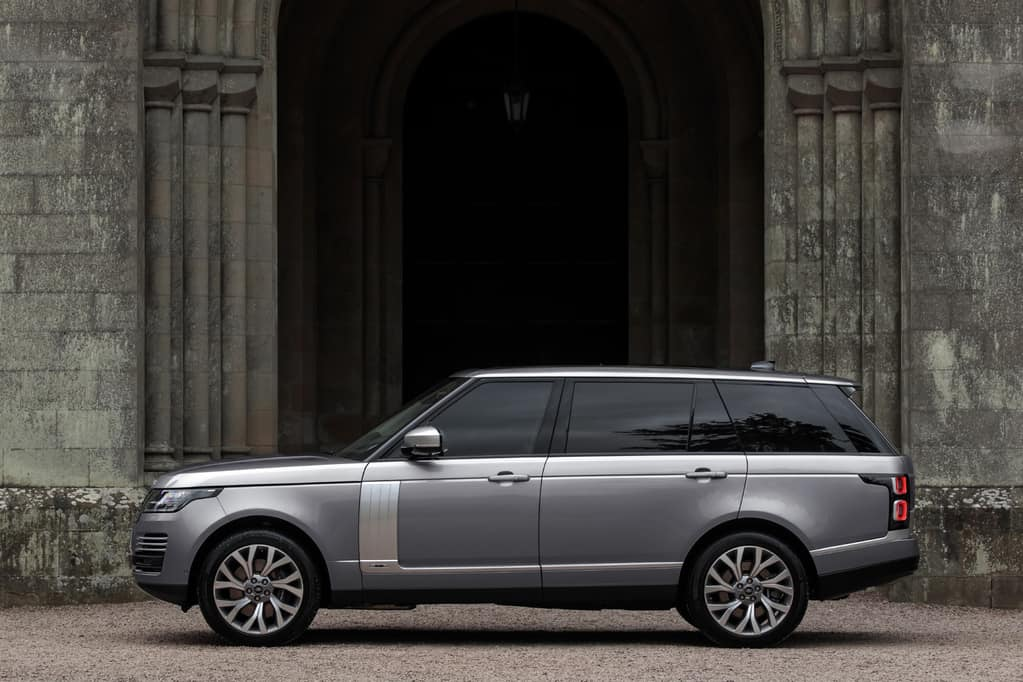 What Does SWB Mean on Range Rover?