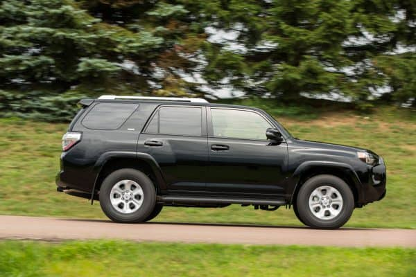 What Is the Difference Between TRD Off Road and SR5 4Runner?