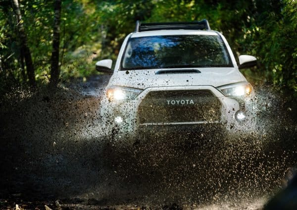 Which 4Runner Is Best Off-Road? SR5, TRD, Limited