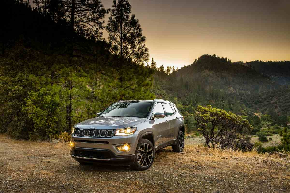 Can You Sleep In a Jeep Compass?   Car Camping