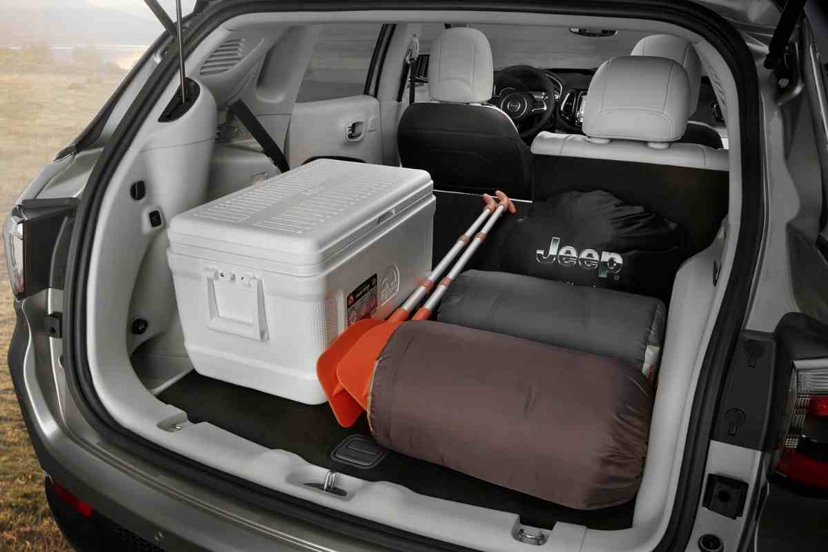 Can You Sleep In A Jeep Compass Car Camping Four Wheel Trends