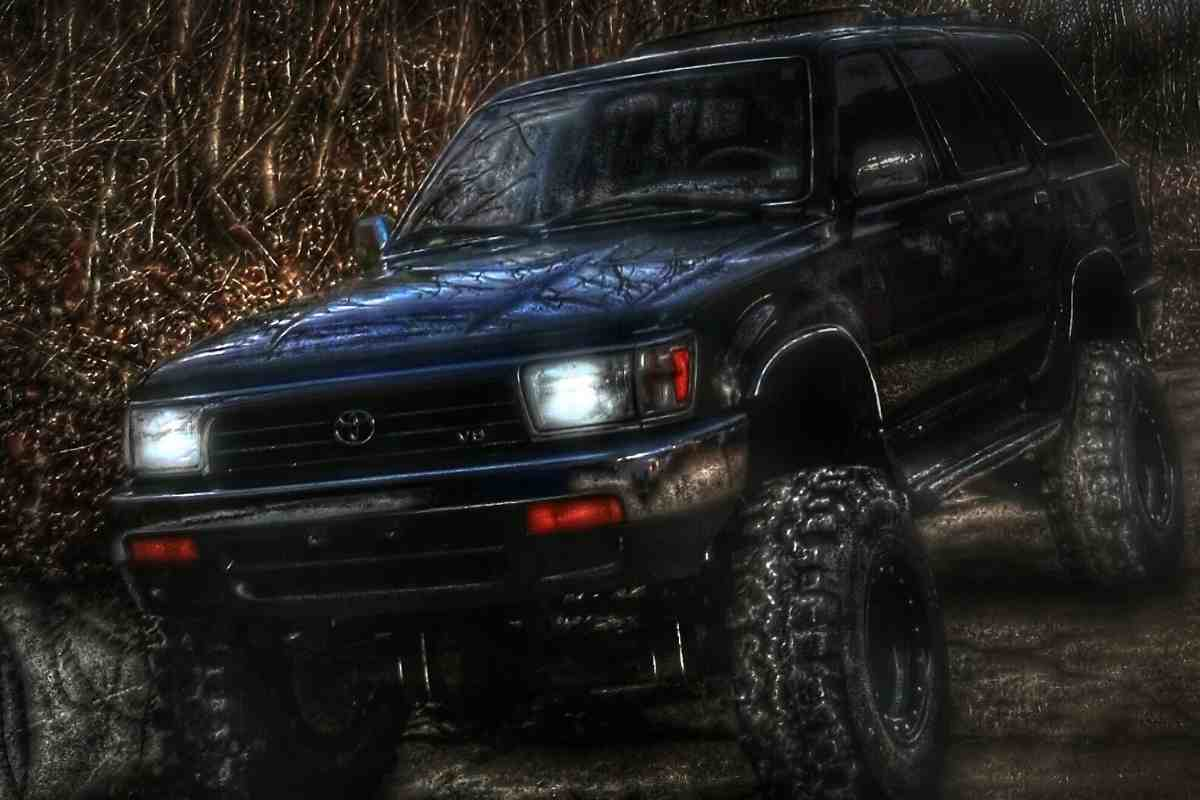 How Much Does It Cost To Lift A 4runner Four Wheel Trends
