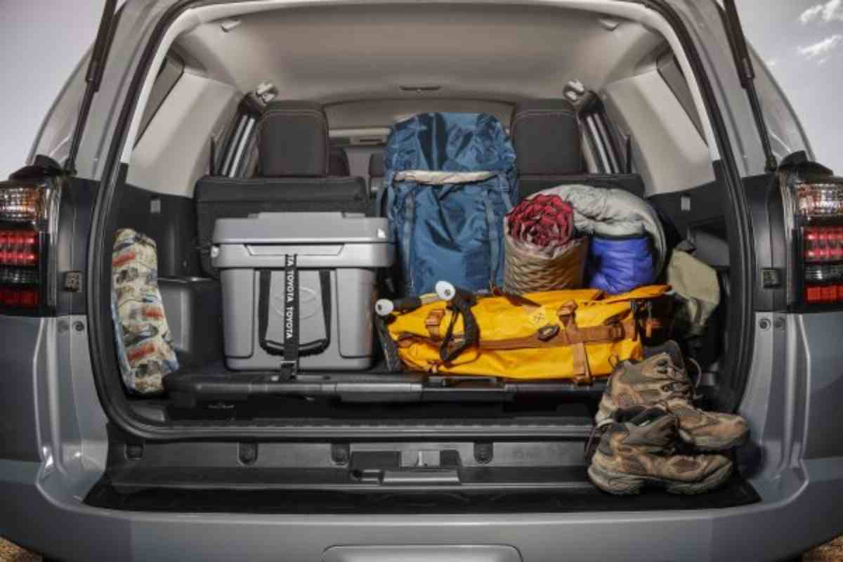 Is The Toyota 4runner Big Enough To Sleep In Four Wheel Trends
