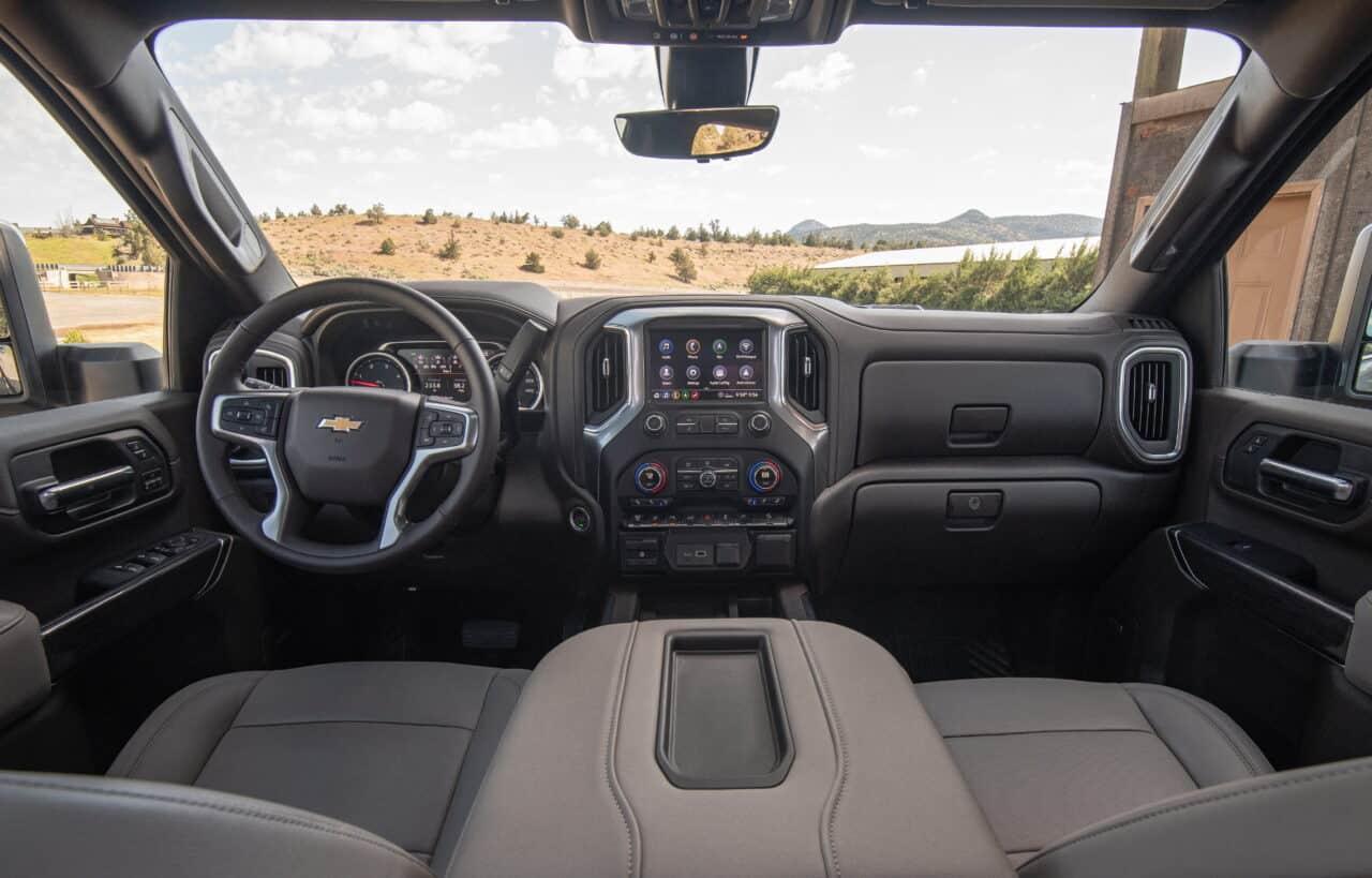 Is a Chevy Silverado Good in Snow?