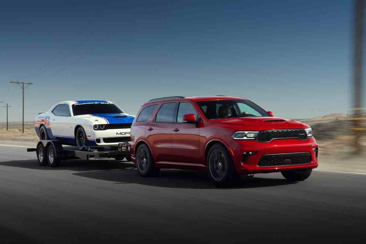 Dodge Durango: Does The Dodge Durango Hold It's Value?