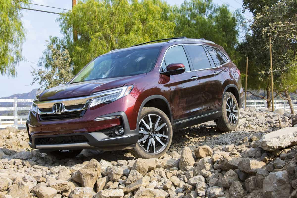 What Size Camper can a Honda Pilot Pull?
