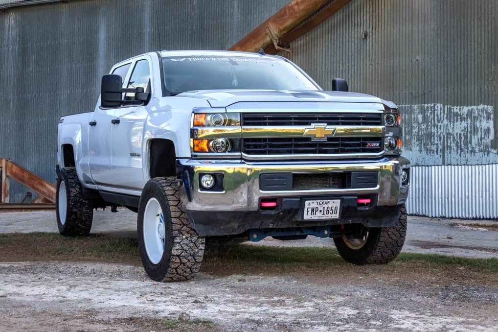 How Much Does It Cost To Lift A Chevy Truck?