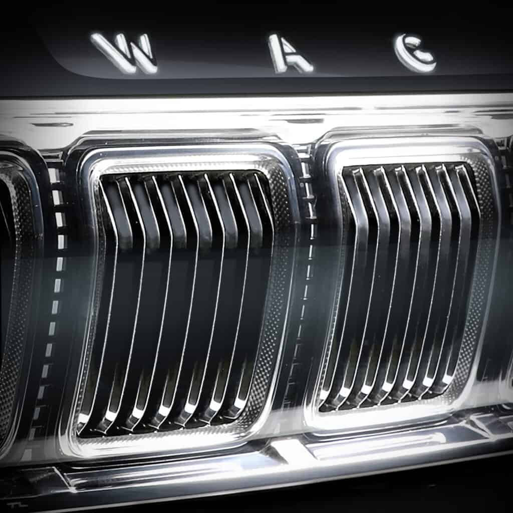 New 2022 Jeep Grand Wagoneer Coming Sept 3! #Wagoneer #Jeep