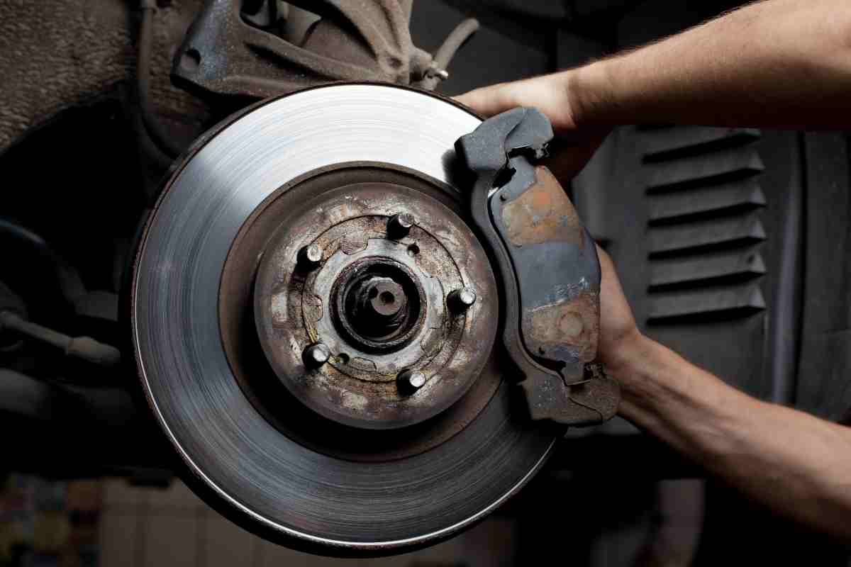 why does my SUV shake when I brake - Disc Brakes