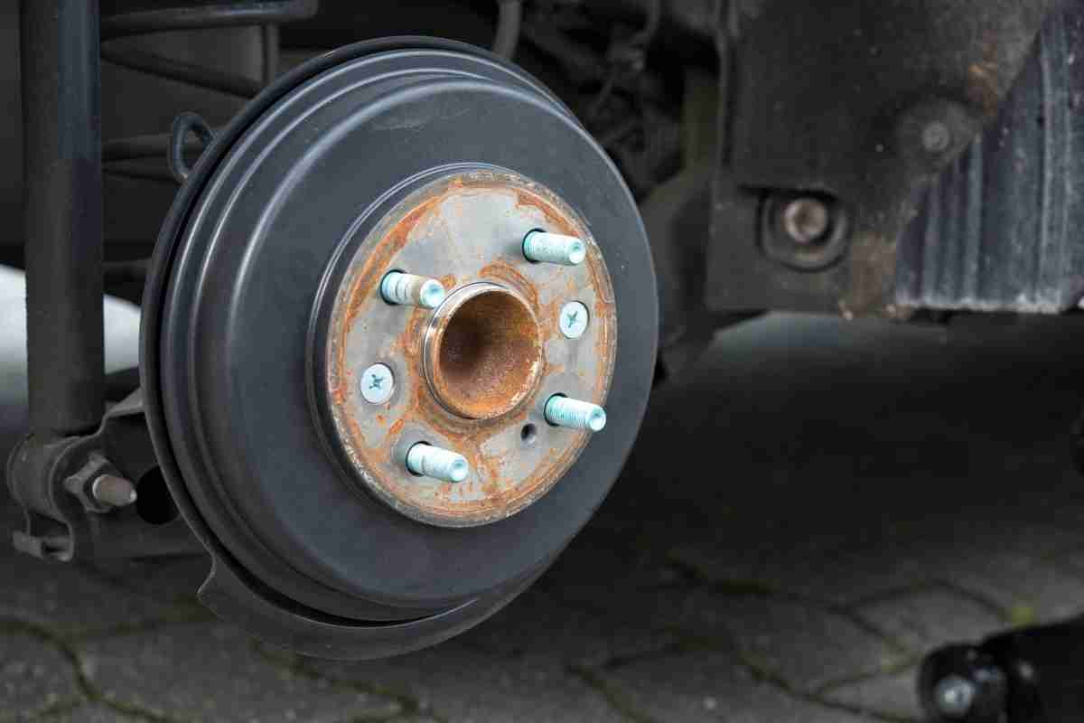 why does my SUV shake when I brake - Drum Brakes