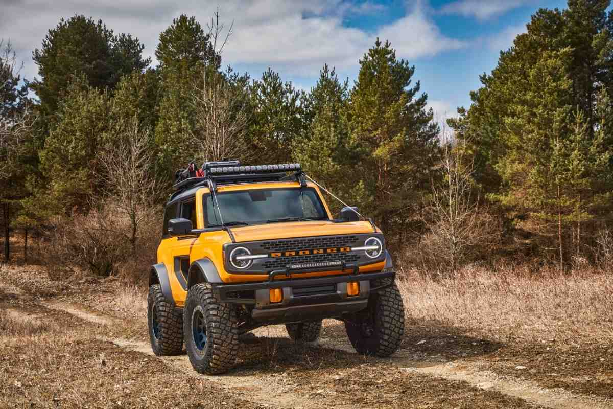 Can You Flat Tow The New Bronco? (2021) - Four Wheel Trends