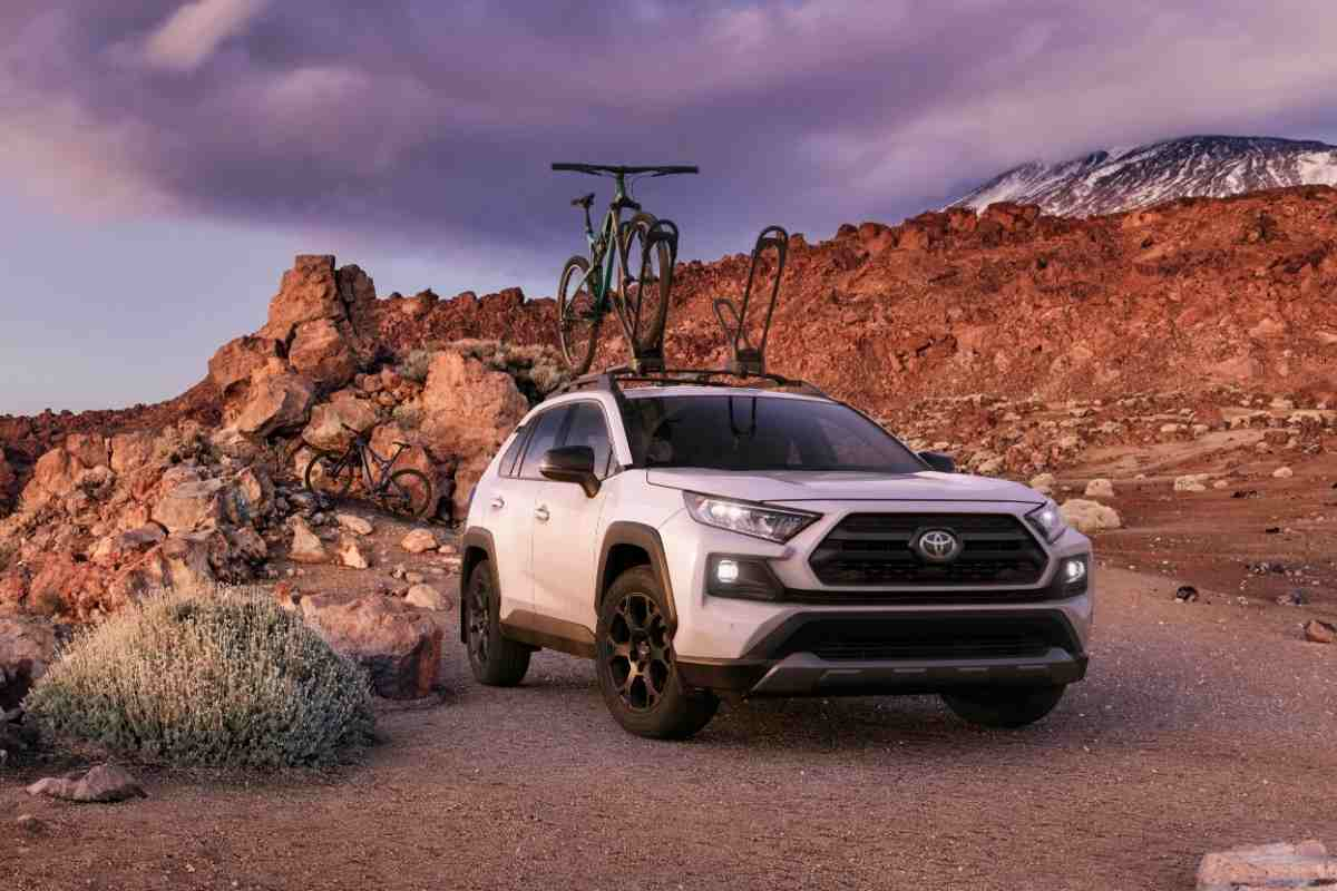 RAV4 - Which Toyota Is Best For Towing?