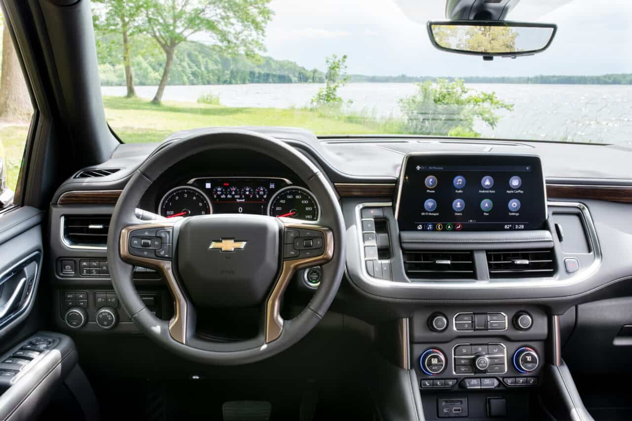 What's the Difference Between Chevy Tahoe and Suburban?