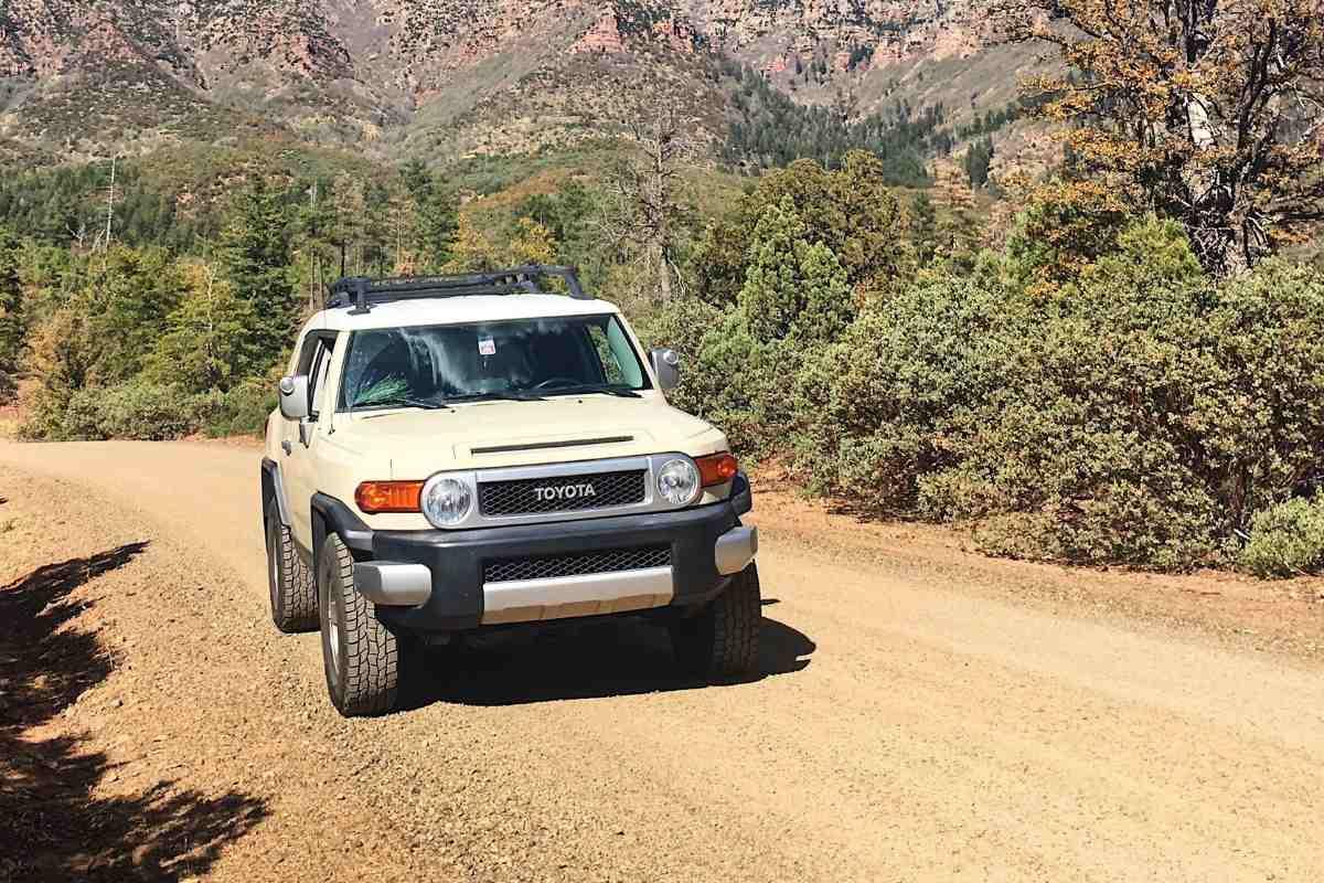 Does Toyota Still Make the FJ Cruiser?