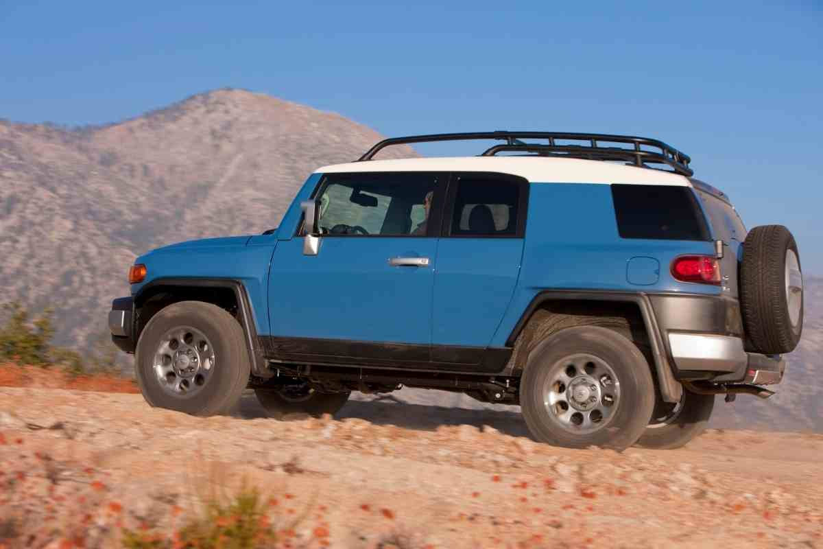 Is Toyota FJ Cruiser Reliable? #toyota #fjcruiser #suv #offroad