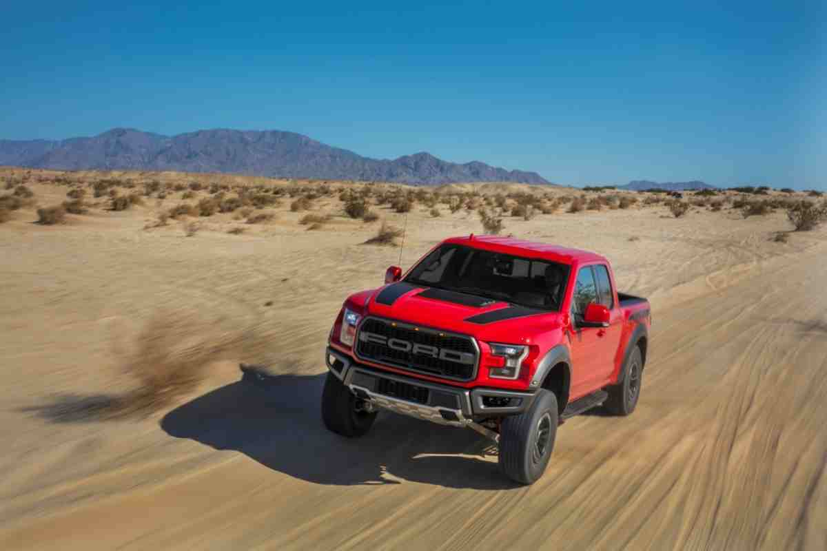 Is The Ford Raptor Good For Towing?