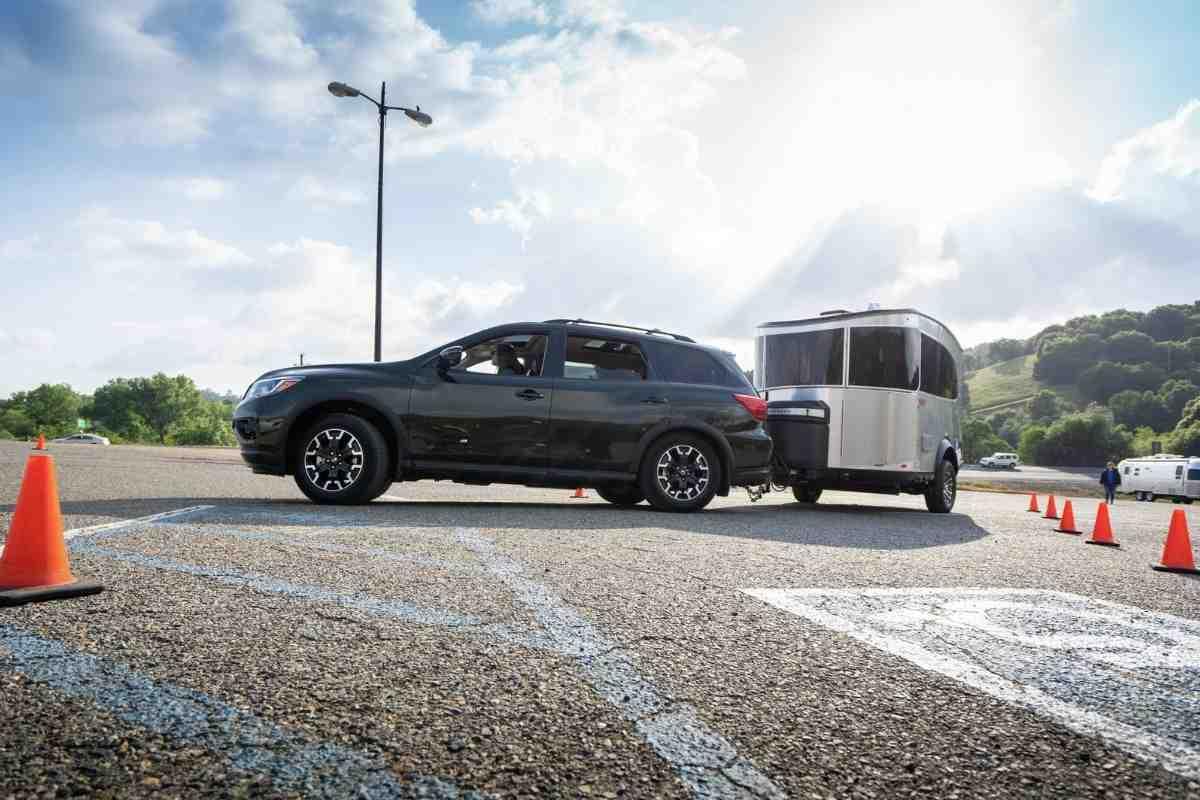 What Can A Nissan Pathfinder Tow? [Boats, Trailers, Campers, More]