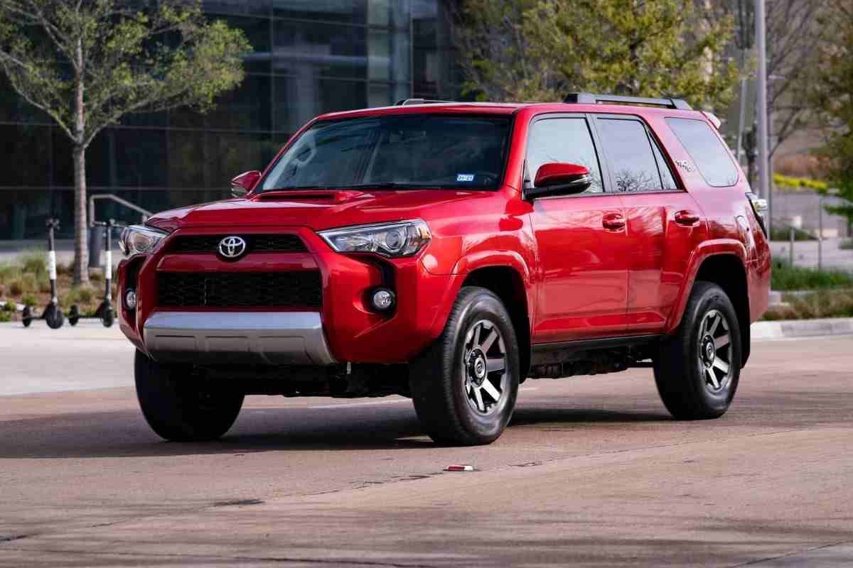 Do Toyota 4Runners Get Good Gas Mileage?