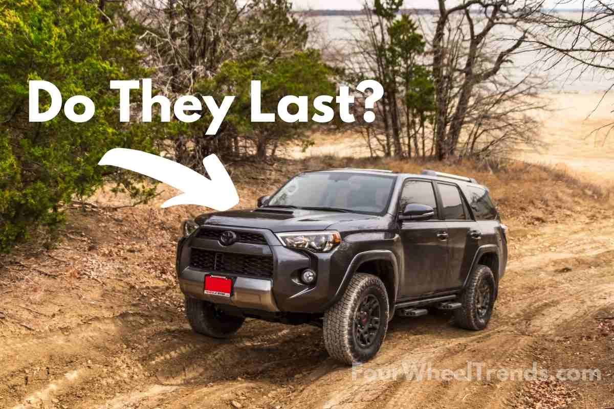 How Long Do Toyota 4Runner Engines Last?