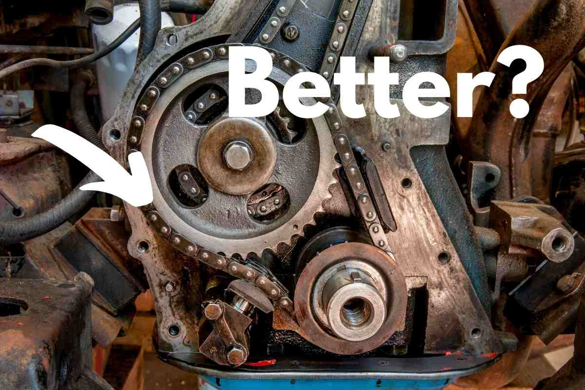 Timing Belt or Timing Chain, Which One Is Better
