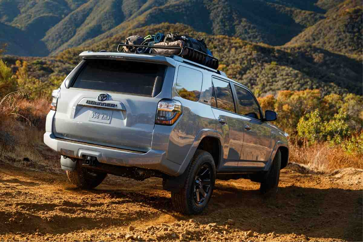 How Long Do Toyota 4Runner Engines Last? #4Runner #Toyota #SUV