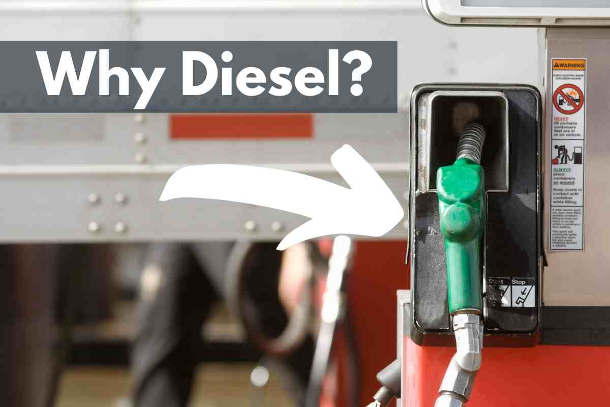 Why Are Diesel Engines Used In Trucks?