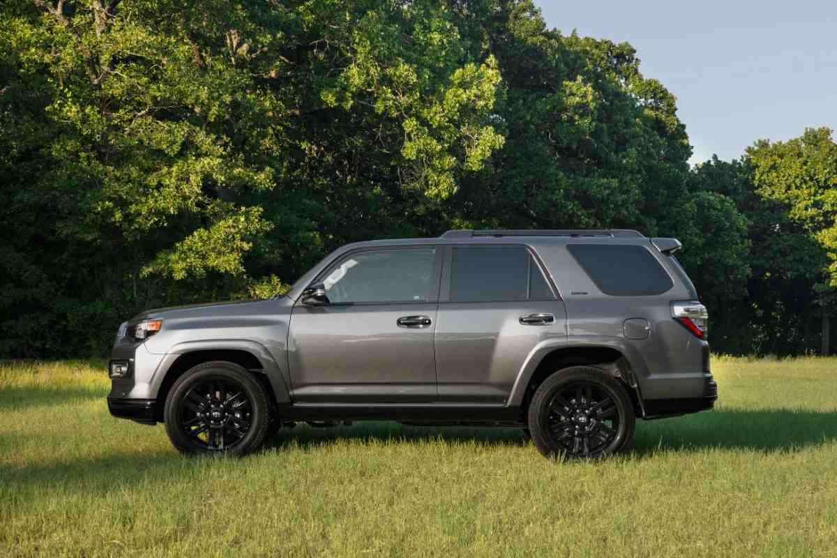 Do Toyota 4runners Have Timing Belt or Chain