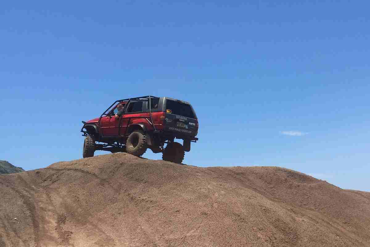 Used Toyota 4Runner - How Many Miles Are Too Many