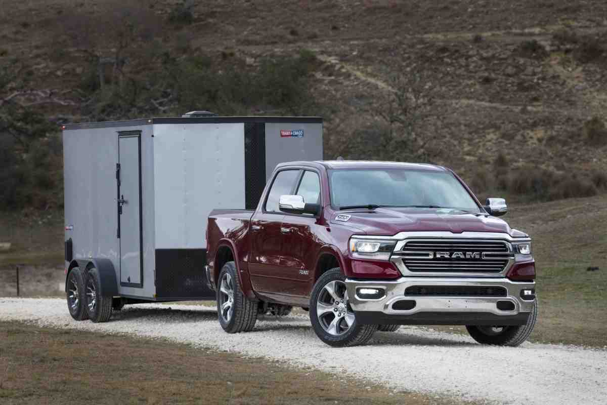 What Ram Trucks Come With Air Suspension?