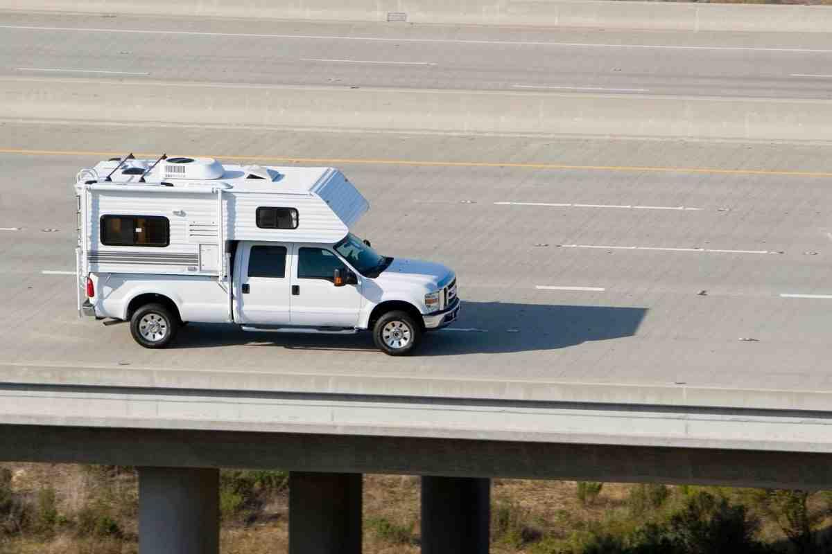 Can A Truck Camper Fit In A Garage?