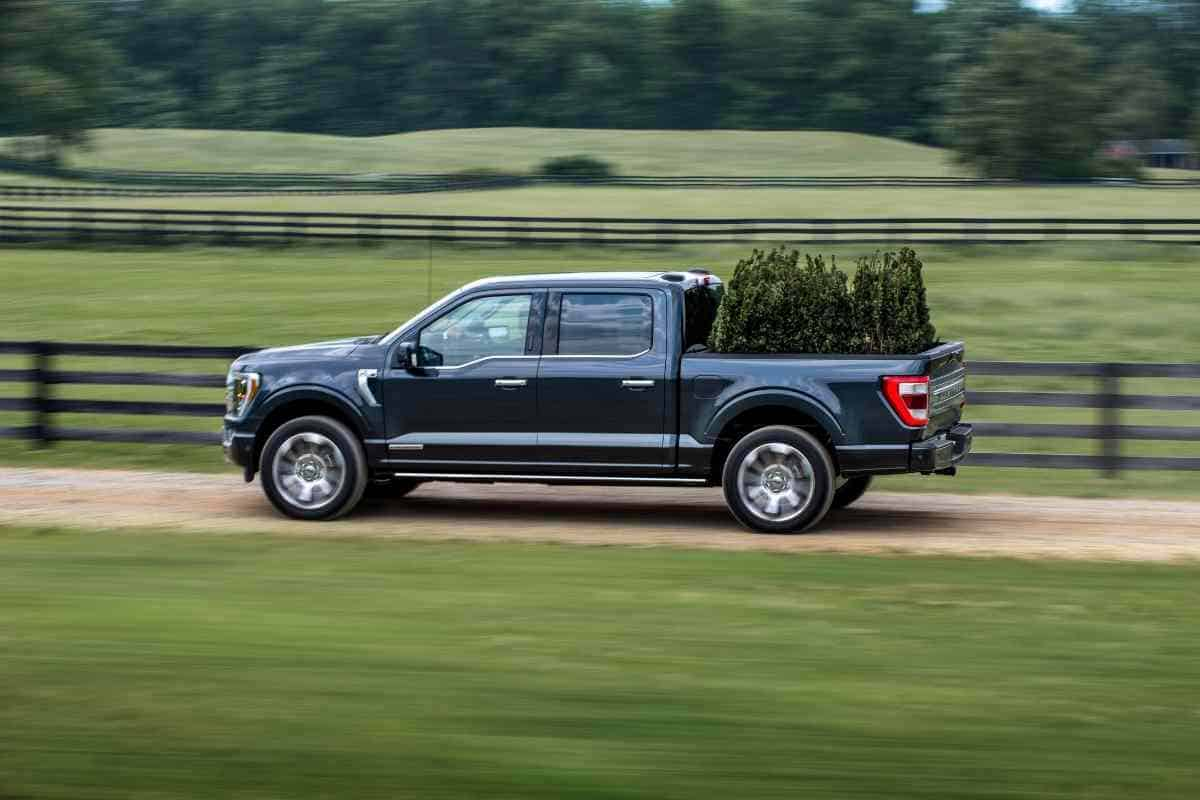 How Much Weight Can A Ford F-150 Carry