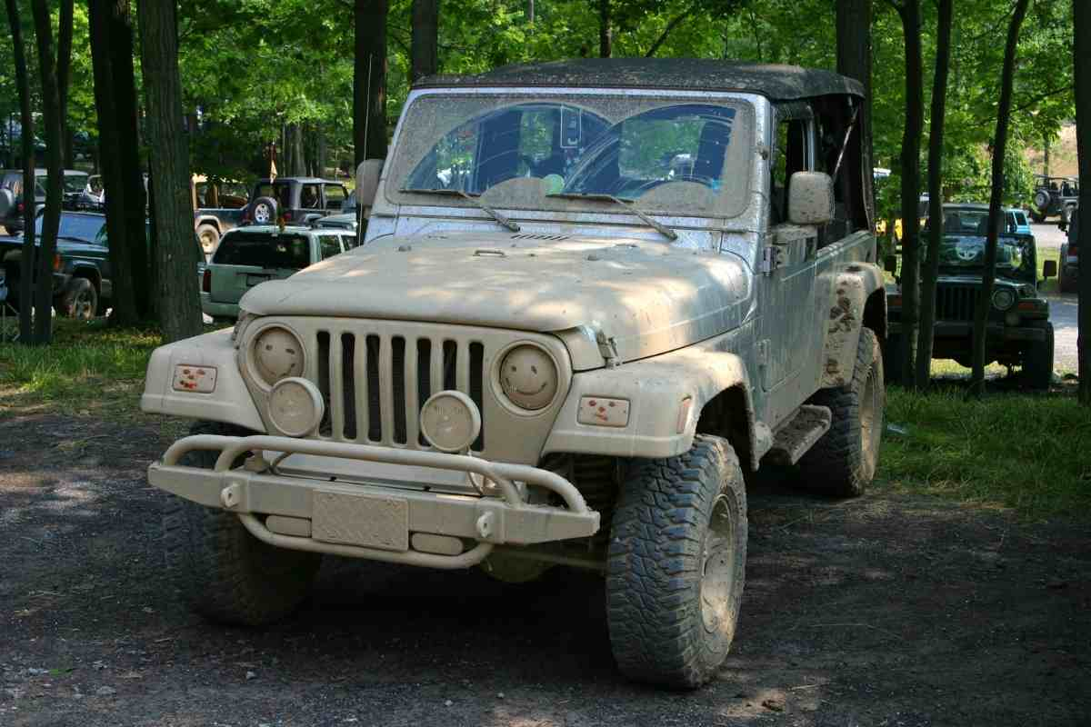 Why are TJ Jeeps so expensive?