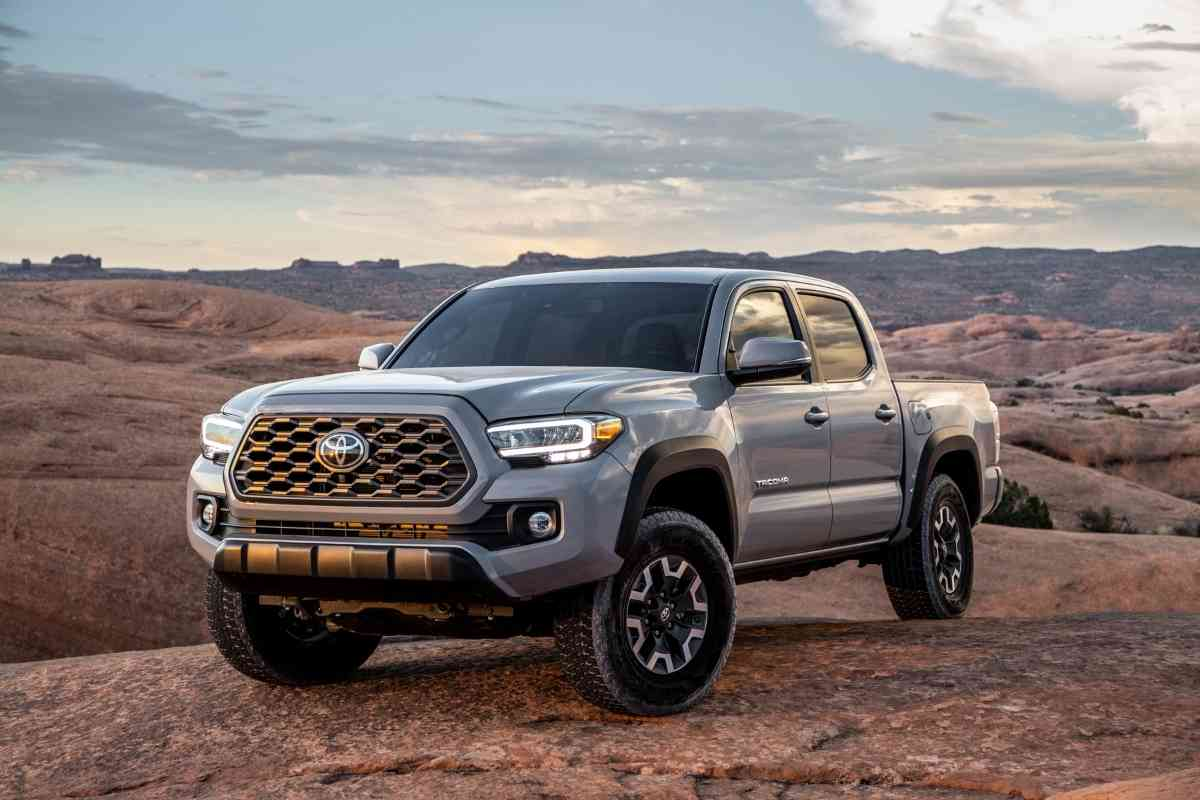 New Toyota Tacoma - Which Toyota Is Best For Towing?